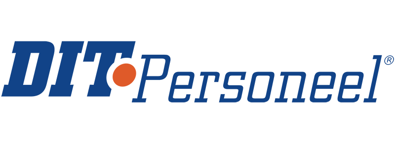 Dit Personeel Logo Voor Jobs