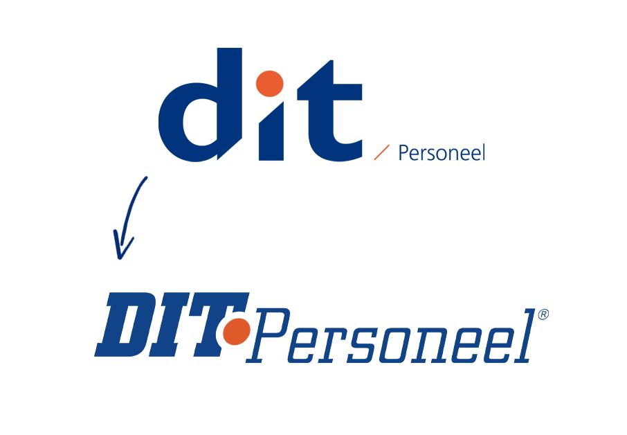 Oud En Nieuw Logo Dit Personeel